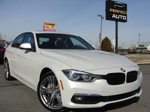 2017 BMW 3 Series for sale at Perfect Auto in Manassas VA