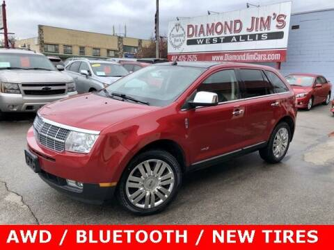 2010 Lincoln MKX for sale at Diamond Jim's West Allis in West Allis WI
