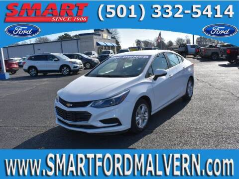 2017 Chevrolet Cruze for sale at Smart Auto Sales of Benton in Benton AR