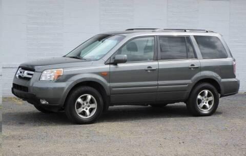 2008 Honda Pilot for sale at Kohmann Motors & Mowers in Minerva OH