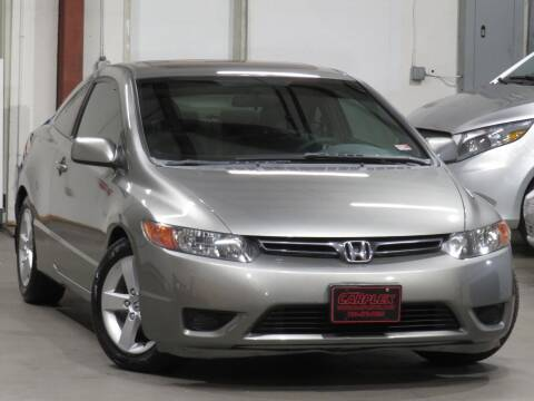 2007 Honda Civic for sale at CarPlex in Manassas VA