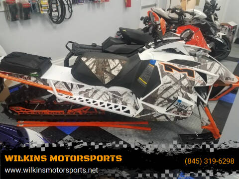 2017 Arctic Cat M8000 Limited for sale at WILKINS MOTORSPORTS in Brewster NY