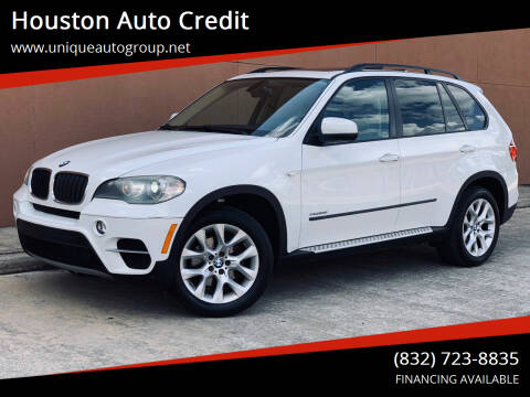 2011 BMW X5 for sale at Houston Auto Credit in Houston TX
