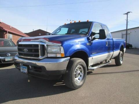 2003 Ford F-350 Super Duty for sale at SCHULTZ MOTORS in Fairmont MN