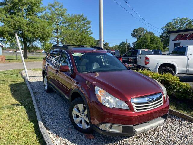 2012 Subaru Outback for sale at Beach Auto Brokers in Norfolk VA