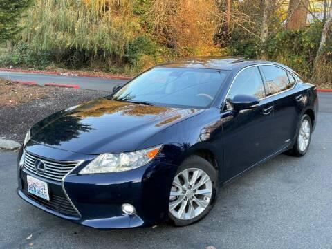 2014 Lexus ES 300h for sale at Halo Motors in Bellevue WA