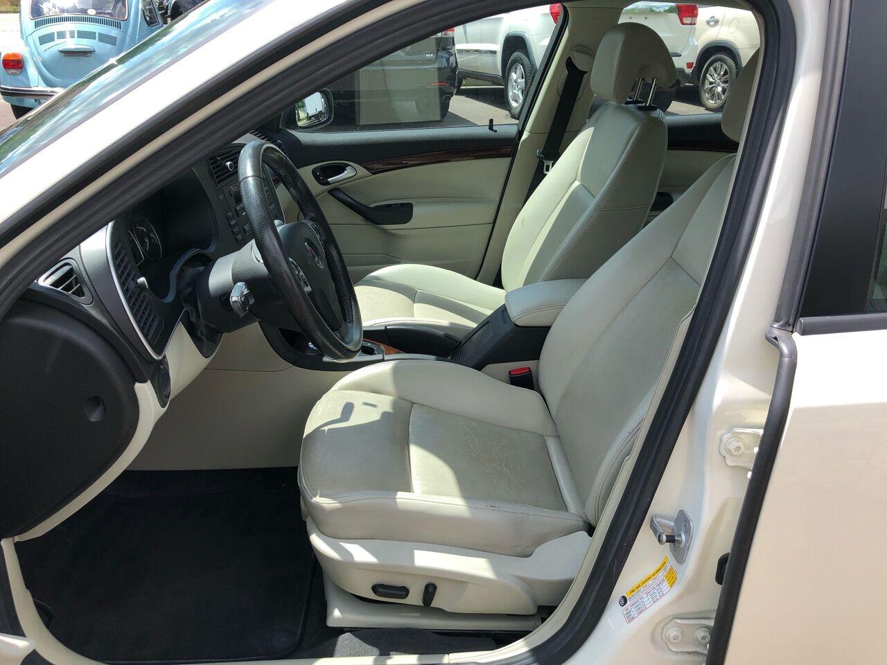 2009 Saab 9-3 4dr Car