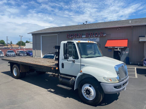 2008 International DuraStar 4300 for sale at Dorn Brothers Truck and Auto Sales in Salem OR