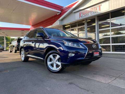 2013 Lexus RX 350 for sale at Furrst Class Cars LLC in Charlotte NC