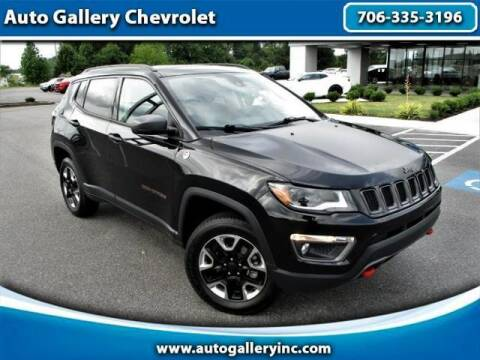 2017 Jeep Compass for sale at Auto Gallery Chevrolet in Commerce GA