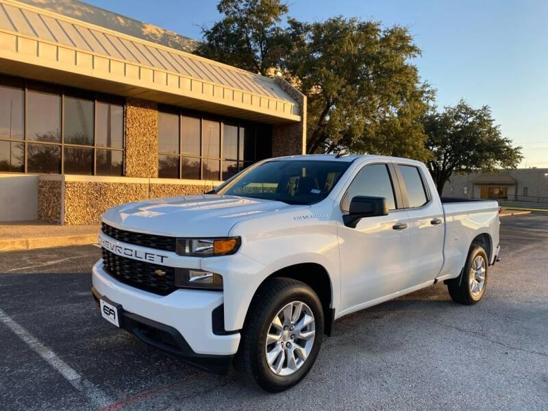2019 Chevrolet Silverado 1500 for sale at EA Motorgroup in Austin TX
