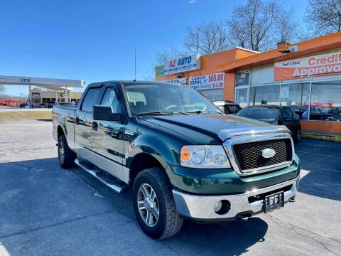 2007 Ford F-150 for sale at AZ AUTO in Carlisle PA