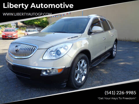 2010 Buick Enclave for sale at Liberty Automotive in Grants Pass OR