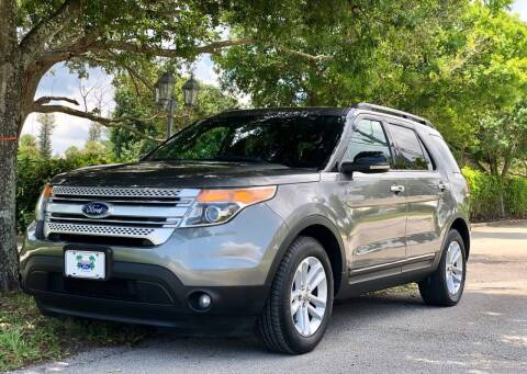 2011 Ford Explorer for sale at Sunshine Auto Sales in Oakland Park FL
