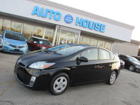 2011 Toyota Prius for sale at Auto House Motors in Downers Grove IL