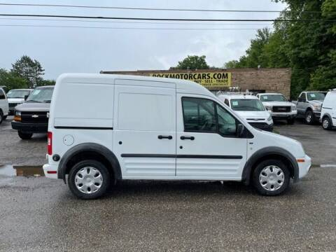 2012 Ford Transit Connect for sale at ROCK MOTORCARS LLC in Boston Heights OH