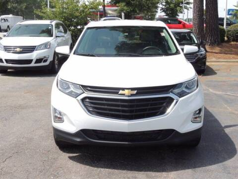 2020 Chevrolet Equinox for sale at Auto Finance of Raleigh in Raleigh NC