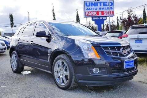 2010 Cadillac SRX for sale at United Auto Sales in Anchorage AK