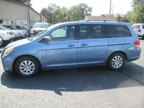 2010 Honda Odyssey for sale at Home Street Auto Sales in Mishawaka IN