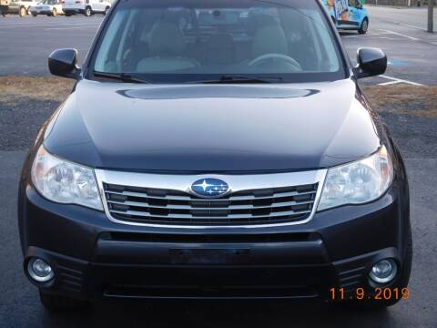 2009 Subaru Forester for sale at Southbridge Street Auto Sales in Worcester MA