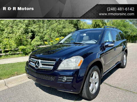 2007 Mercedes-Benz GL-Class for sale at R & R Motors in Waterford MI