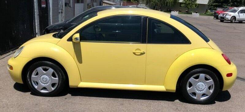2004 Volkswagen New Beetle for sale at G.K.A.C. in Twin Falls ID