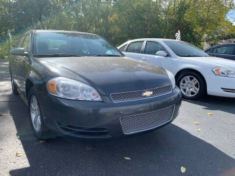2013 Chevrolet Impala for sale at Lighthouse Auto Sales in Holland MI