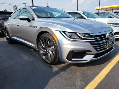 2020 Volkswagen Arteon for sale at Rizza Buick GMC Cadillac in Tinley Park IL