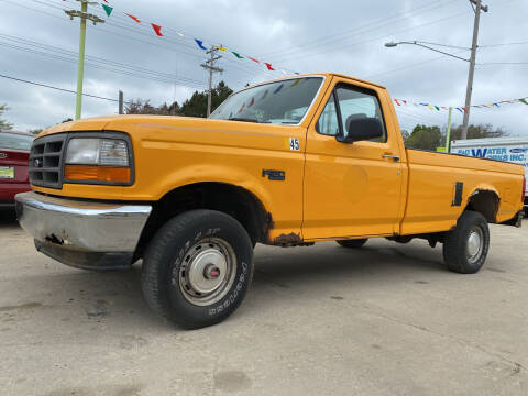 1994 Ford F-150 for sale at Super Trooper Motors in Madison WI