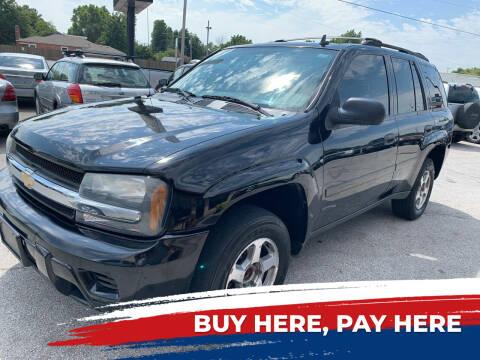 2007 Chevrolet TrailBlazer for sale at New To You Motors in Tulsa OK
