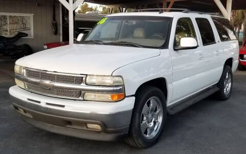 2006 Chevrolet Suburban for sale at Vehicle Liquidation in Littlerock CA