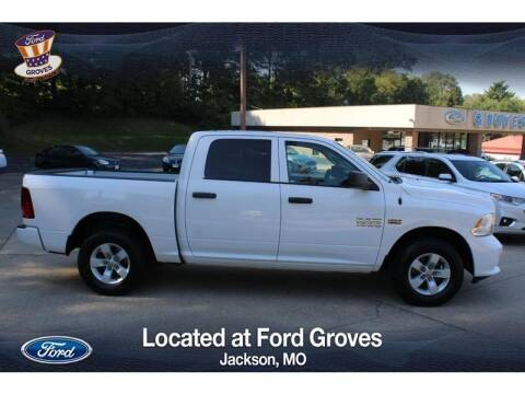 2017 RAM Ram Pickup 1500 for sale at JACKSON FORD GROVES in Jackson MO