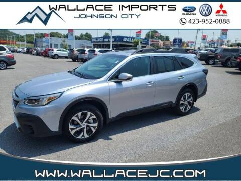 2021 Subaru Outback for sale at WALLACE IMPORTS OF JOHNSON CITY in Johnson City TN