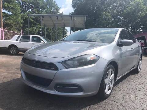 2015 Dodge Dart for sale at Fast and Friendly Auto Sales LLC in Decatur GA