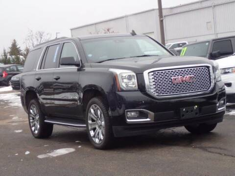 2017 GMC Yukon for sale at Szott Ford in Holly MI