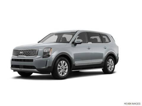 2021 Kia Telluride for sale at FREDY KIA USED CARS in Houston TX