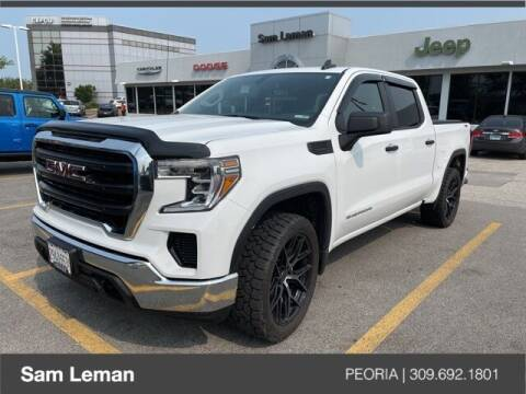 2020 GMC Sierra 1500 for sale at Sam Leman Chrysler Jeep Dodge of Peoria in Peoria IL