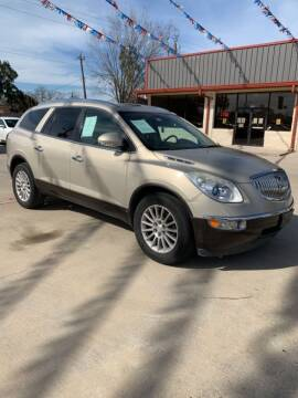 2010 Buick Enclave for sale at SELECT A CAR LLC in Houston TX