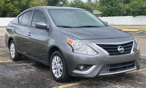 2018 Nissan Versa for sale at Guru Auto Sales in Miramar FL