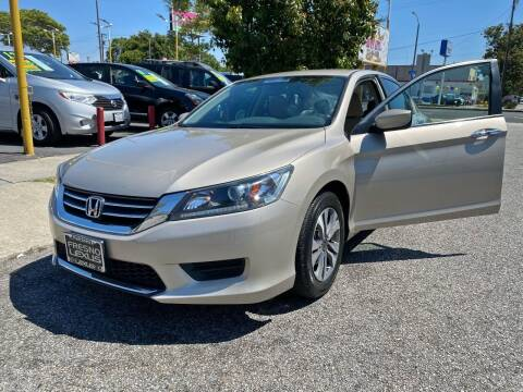 2013 Honda Accord for sale at Crown Auto Inc in South Gate CA