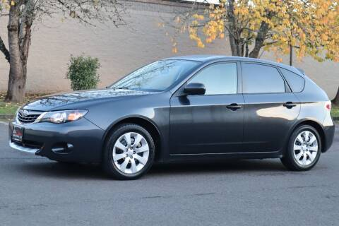 2008 Subaru Impreza for sale at Beaverton Auto Wholesale LLC in Aloha OR