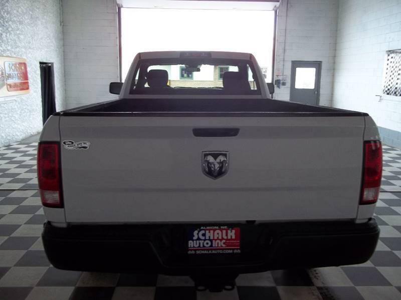 2015 RAM Ram Pickup 1500 4x2 Tradesman 2dr Regular Cab 8 ft. LB Pickup - Albion NE
