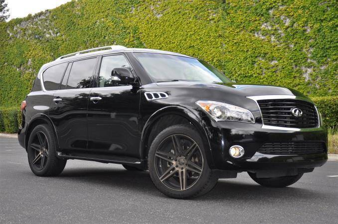 2012 Infiniti QX56 for sale at AMC Auto Sales Inc in San Jose CA