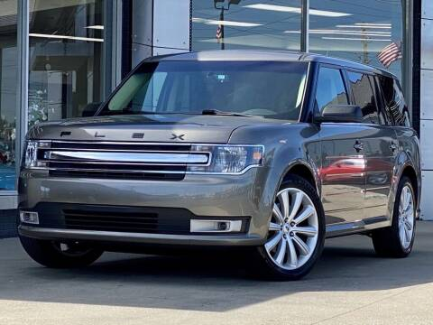 2014 Ford Flex for sale at Carmel Motors in Indianapolis IN
