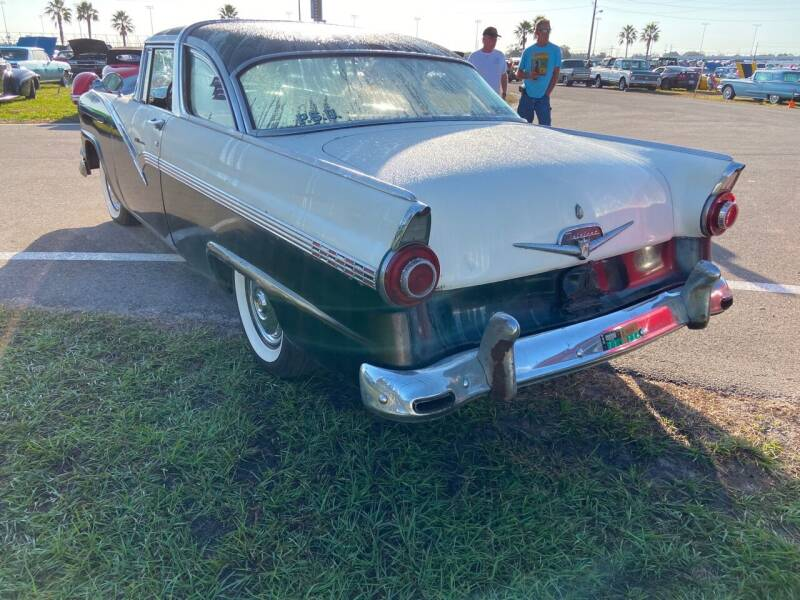 1956 Ford Crown Victoria  - Westford MA