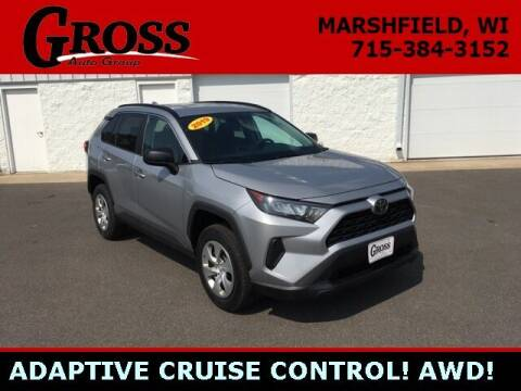 2019 Toyota RAV4 for sale at Gross Motors of Marshfield in Marshfield WI