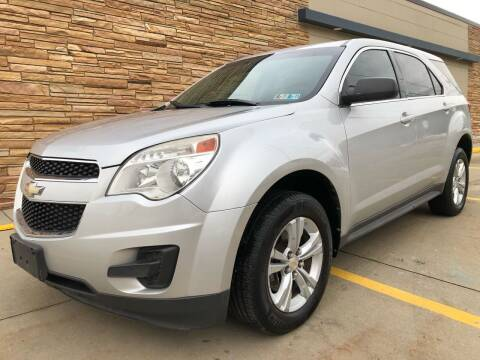 2010 Chevrolet Equinox for sale at Prime Auto Sales in Uniontown OH