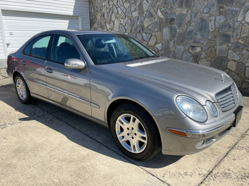 2004 Mercedes-Benz E-Class for sale at Jack Hedrick Auto Sales Inc in Madison NC