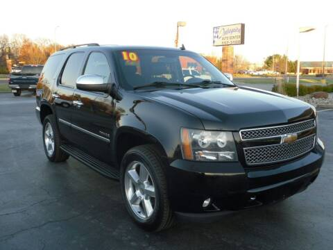 2010 Chevrolet Tahoe for sale at Integrity Auto Center in Paola KS