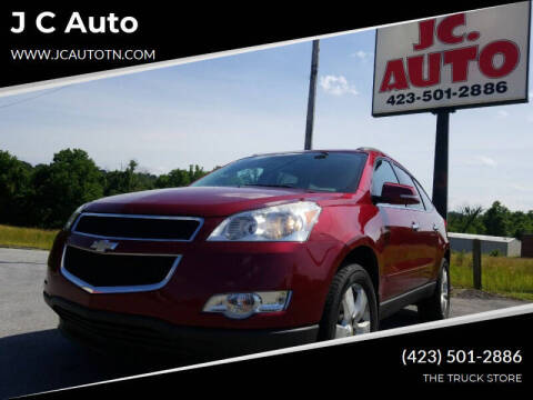 2011 Chevrolet Traverse for sale at J C Auto in Johnson City TN